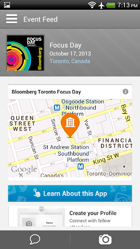 玩商業App|Bloomberg Toronto Focus Day免費|APP試玩
