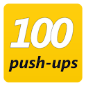 100 Push-ups No Ads logo