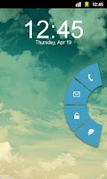Screenshot of Pie - MagicLockerTheme