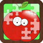 Fruit Jigsaw Puzzle For Kids