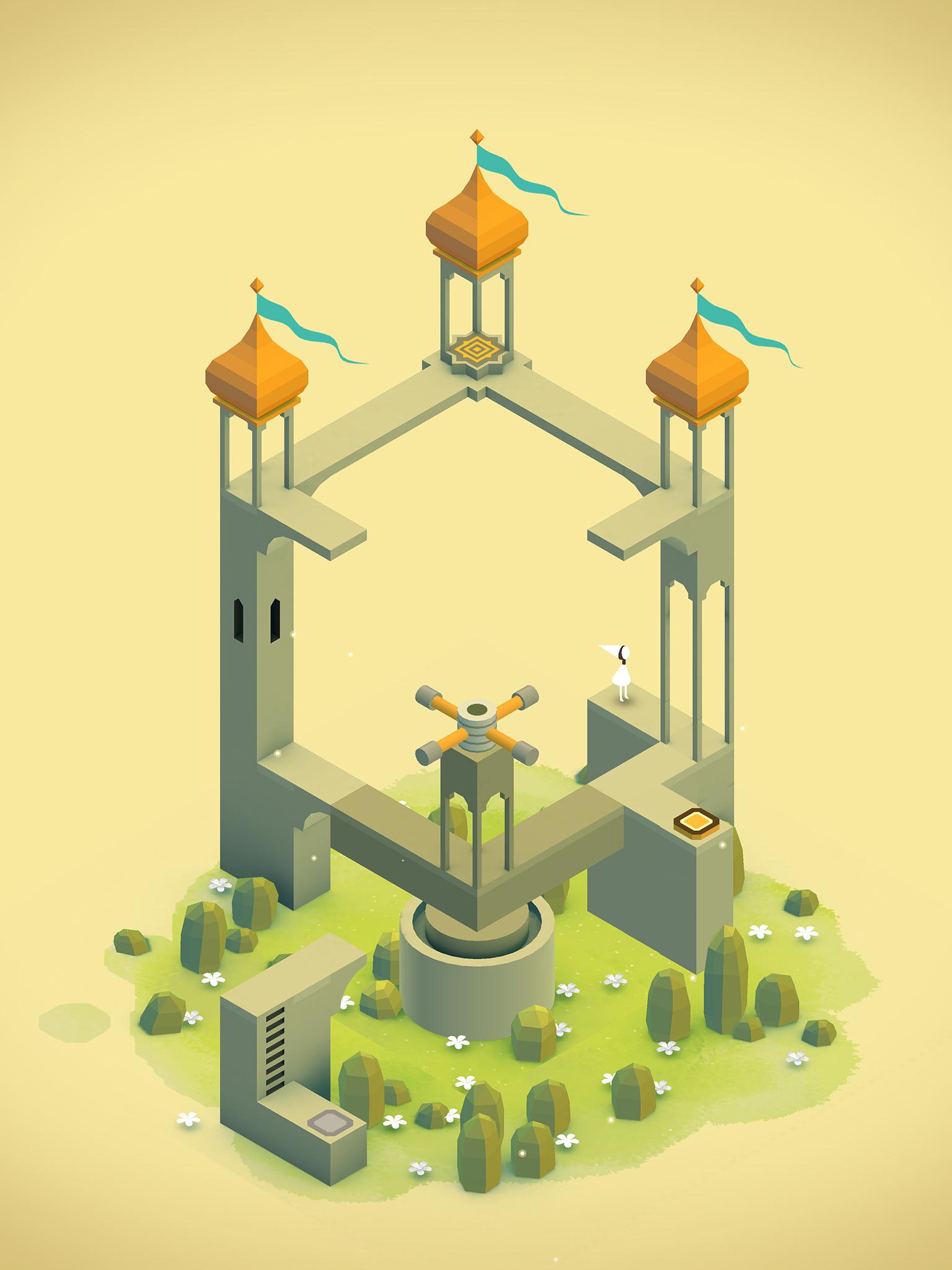 Monument Valley screenshot #19