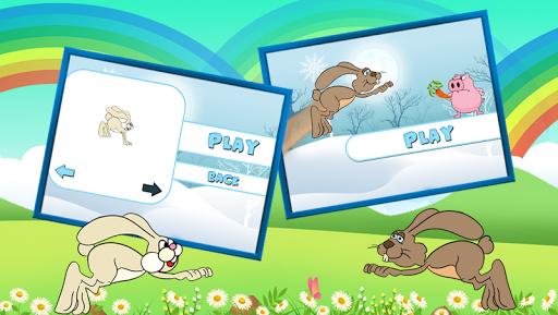 【免費冒險App】飢餓的兔子,跑吧-APP點子