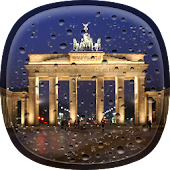 Rainy Berlin Live Wallpaper