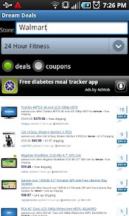 Dream Deals and Coupons - screenshot thumbnail