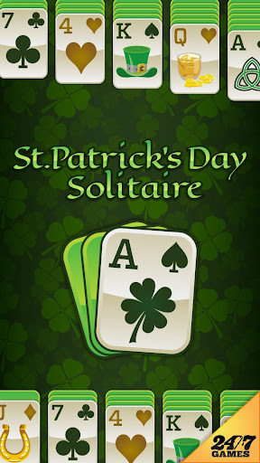 St Patricks Day Solitaire FREE