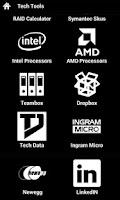 Screenshot of Tech Tools