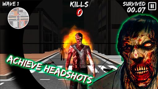 Zombie Sniper Game 1.08 screenshots 12
