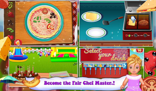 Kids Food Garden- screenshot thumbnail