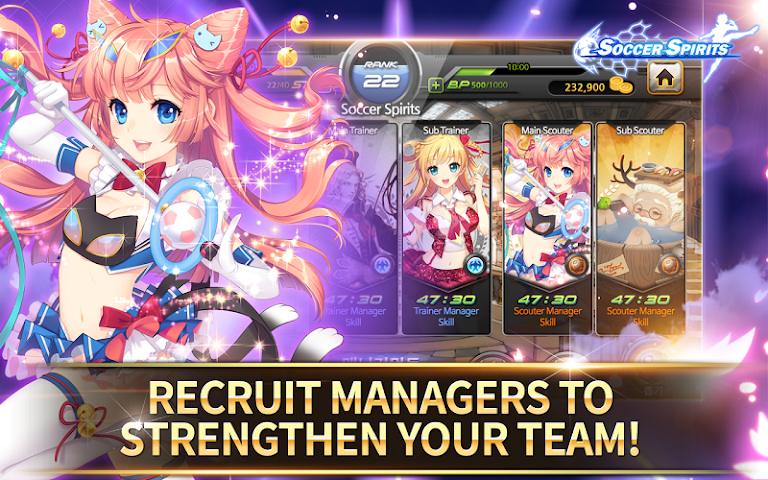 android Soccer Spirits Screenshot 4