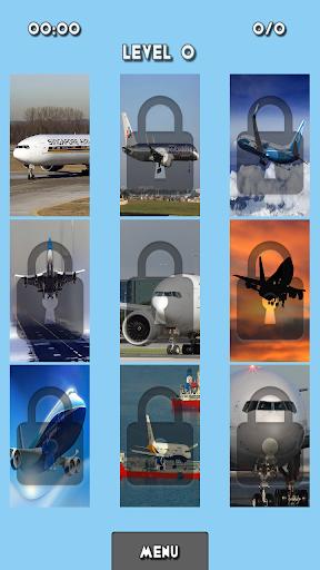 Boeing Puzzle Games