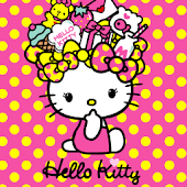 HELLO KITTY LiveWallpaper 8