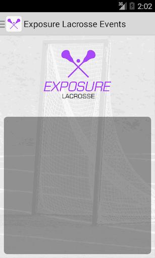 Exposure Lacrosse Events