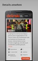 Screenshot of delinski