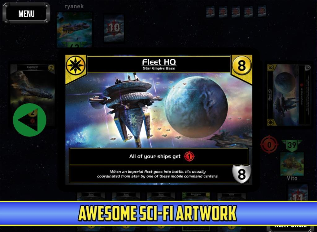 Star Realms- screenshot
