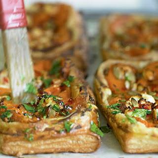 Sweet Potato Galettes