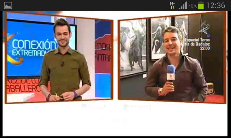 Canal Extremadura En Directo- screenshot