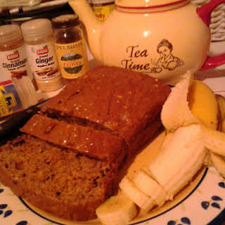 Old-Fashioned Banana Spice Bread.