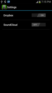 eRecorder: Voice Memo Recorder- screenshot thumbnail