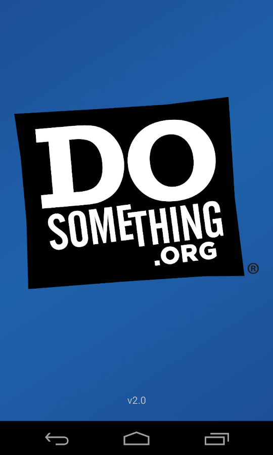 Do Something - screenshot