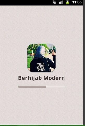 Berhijab Modern
