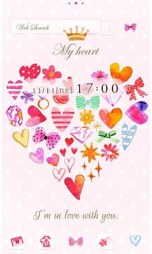 ★무료 꾸미기테마★My heart