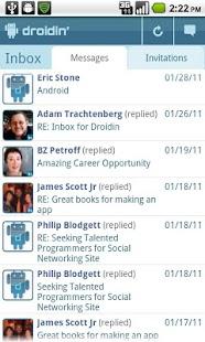 DroidIn Pro- screenshot thumbnail