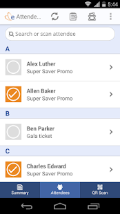 Eventbee Manager- screenshot thumbnail