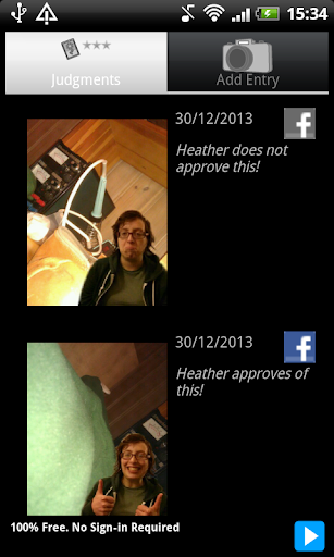 Heather Approves