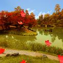 Gardens in Autumn icon