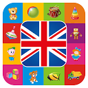 1A: English for kids mobile app icon