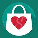 ShopAtHome Cash Back & Coupons icon