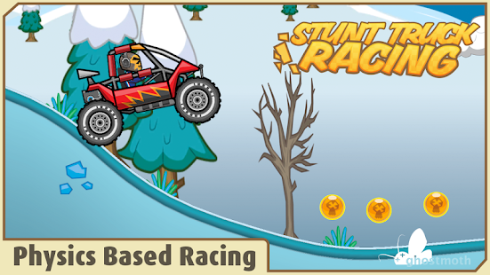 Stunt Truck Racing- screenshot thumbnail