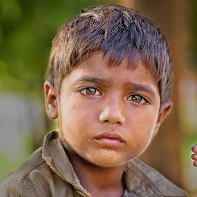 by Nj Javed - Babies & Children Child Portraits ( Emotion, portrait, human, people,  )