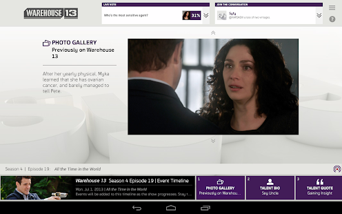 Syfy Sync - screenshot thumbnail