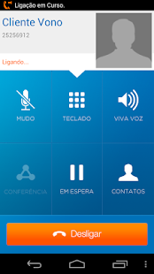 Vono - VoIP - screenshot thumbnail