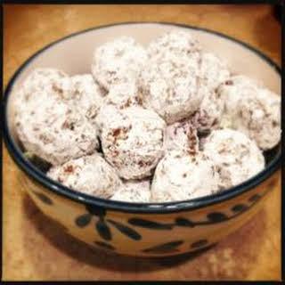 Eskimo Cookies.