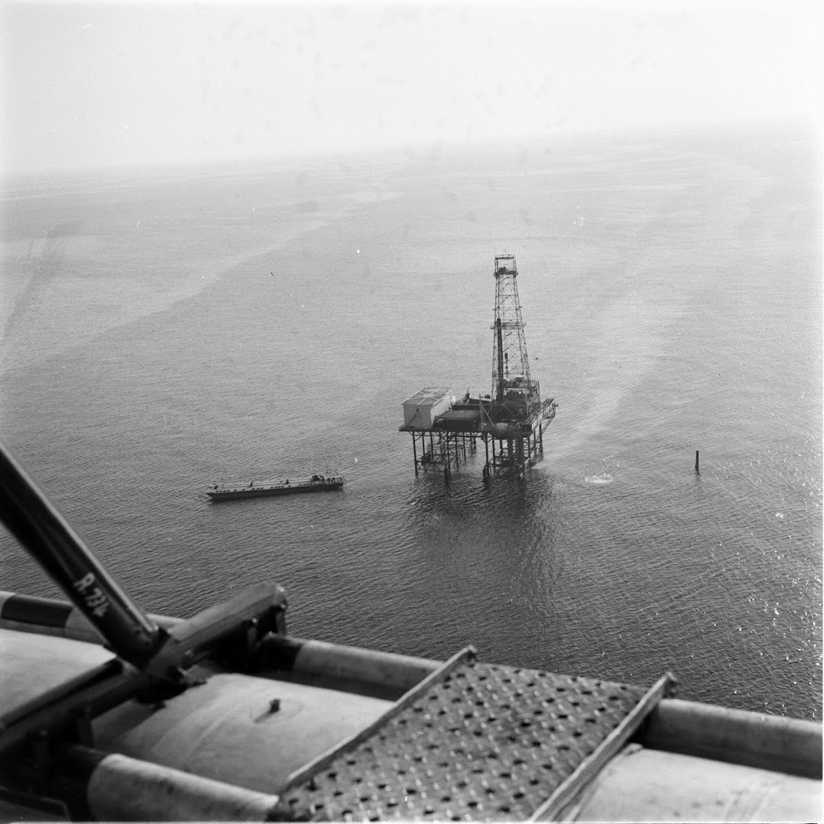 Off Shore Oil Story