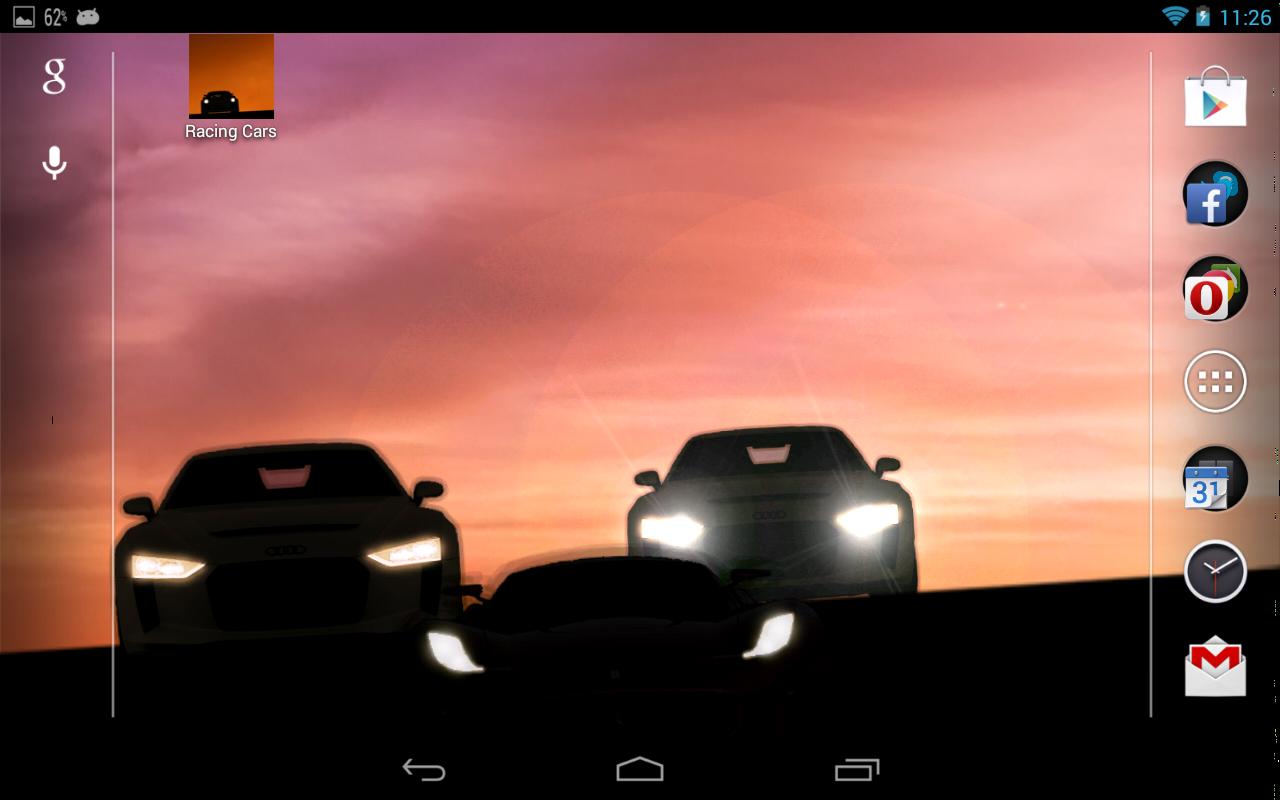 racing cars live wallpaper - photo #11