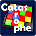 Catastrophe slide puzzle icon