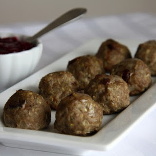 Pork Stuffing Meatballs (Paleo, AIP)