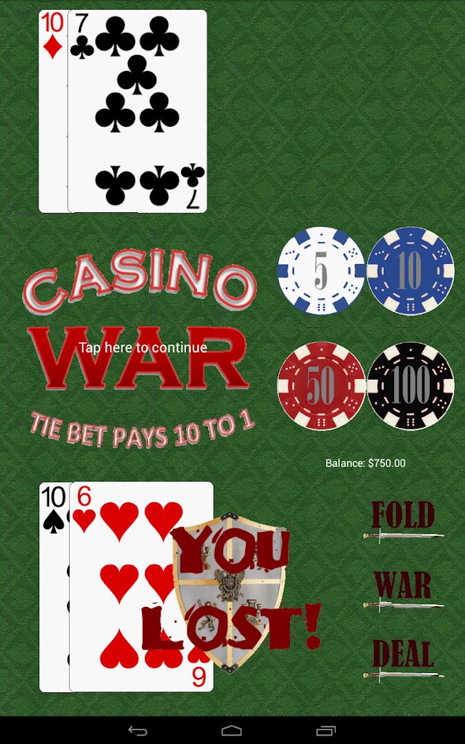 casino prom ideas