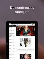 Screenshot of L'Express Styles : mode-people