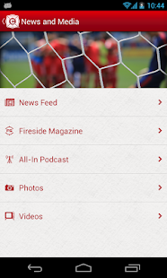 Chicago Fire SC - Official App - screenshot thumbnail