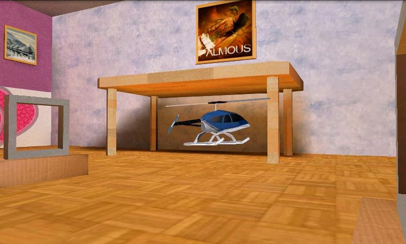 Helidroid 3D : Helicopter RC - screenshot
