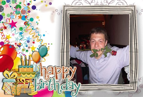 Birthday Photo Editor Frames Android Apps On Google Play