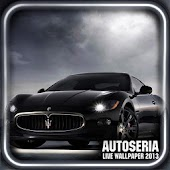 Maserati Design live wallpaper