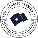 Logo of New Republic Brewing Dammit Jim!