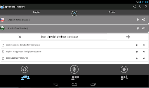 Translator Speak and Translate v2.3.1.6