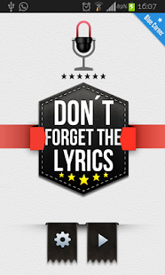 Dont Forget the Lyrics 2