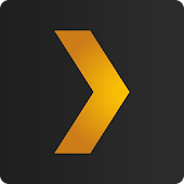 Plex for Google TV icon